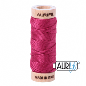 Aurifloss - 6-strand cotton floss - 1100 (Red Plum)